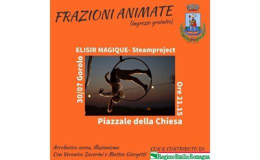 Elisir Magique Steamproject