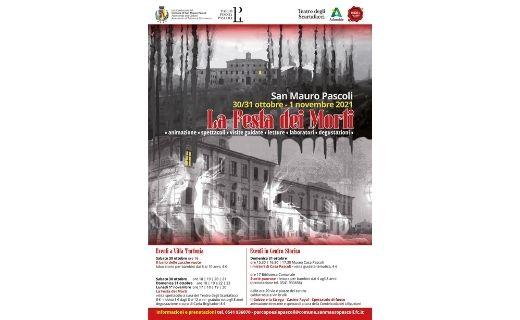 Festa dei morti Villa Torlonia  Parco Poesia Pascoli